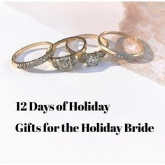 Vintage holiday gift guide, gifts for the holiday bride. From pearls to garnet jewelry, this day highlights bridal jewelry from the Stacey Fay Designs shop. See this Instagram photo by @staceyfaydesigns • 59 likes