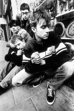 Mid nineties, Blur at their peek.