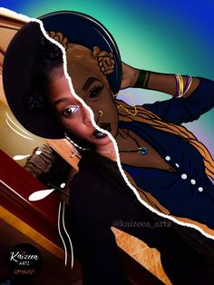 - challenge is the current waves on internet where Artist choose one of their Picture and work on it Partly to their Art style. Black Characters, Disney Characters, Bantu Knots, Art Corner, Black Pride, Mauritius, African Women, How Beautiful, Cartoon Art