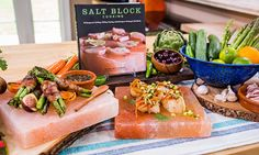 Love salt but can't choose which to use? Here's our guide on how to decide between Himalayan salt, sea salt, and truffle salt! May the best salt win. Himalayan Salt Block Cooking, Himalayan Salt Stone, Shrimp Recipes For Dinner, Clean Eating Recipes For Dinner, Fruit Preserves, Allergy Free Recipes, Easy Recipes, Healthy Cooking, Cooking Fish