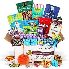 Gourmet Easter Care Package, With Everything to make Easter Unforgettable!