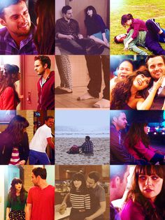 I just want someone to love New Girl as much as I do. So we can be obsessed about it together.