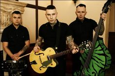 Tiger Army song suggestion: Rose of the devils garden Film Music Books, Music Tv, Music Bands, Music Is Life, Live Music, Psychobilly Bands, Horror Sounds, Local Concerts, Army Band