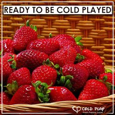 Have you tried our Strawberry Milkshake yet? Order now on www.coldplayjuices.com and relish the taste of our Seasonal Play.