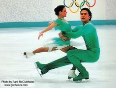 1994 Olympics, Figure Skating Exhibition, Reverie, Katia Gordeeva & Sergei Grinkov