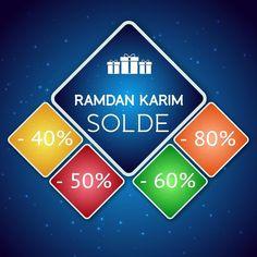 L'Aid est l'occasion parfaite de se faire plaisir ET de faire plaisir à ses proches. Profitez alors de promotions exclusives valables tout le mois sacré de Ramadan sur Yak.ma !