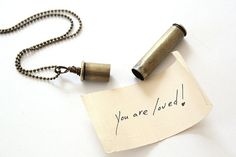 Mothers Day Gift . Metal Vial Necklace . vial pendant . wedding gift . love note necklace . anniversary gift . bridesmaid gift