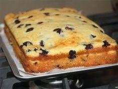 Prăjitură cu brânză și afine – un desert minunat, fin, aerat și aromat