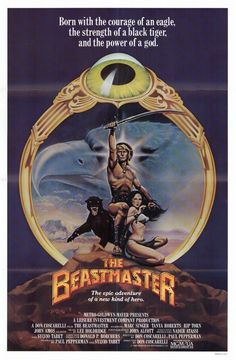 The Beastmaster 11x17 Movie Poster (1982)