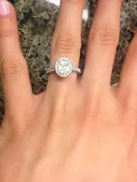 Image result for halo diamond ring 1 carat  02704a18f5
