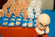 Dragon Ball Birthday Party Decoration