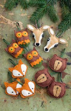 Criaturas da Floresta