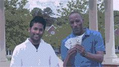 An Ex-Homeless Man Paying It Forward....Be sure to watch the GIF!  It's inspiring.