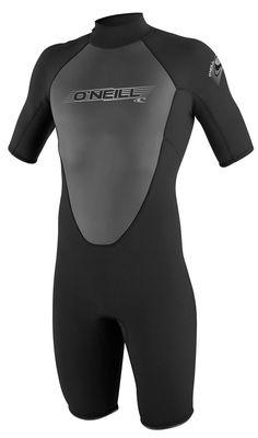 O'Neill Reactor Spring Wetsuit Black/Black/Black Mens