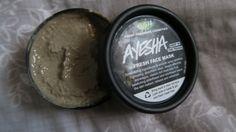 LUSH Ayesha fresh face mask review
