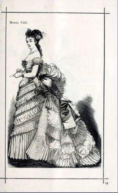 1874 Debenham and Freebody Plate 8 | Flickr - Photo Sharing!
