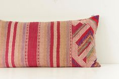 Boho Kilim VINTAGE Silk Hand Woven Organic Patch Work by Tshaj