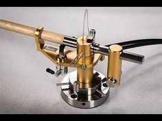 Jakutis 12-inch Unipivot Tonearm