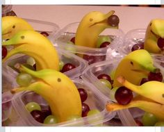 How cute is this? #bananadolphins