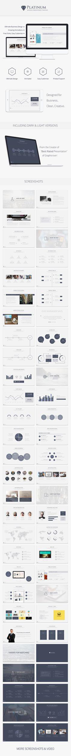 Clouds Keynote Template  Cloud