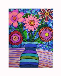 POP ART FLOWERS | Flickr - Photo Sharing!