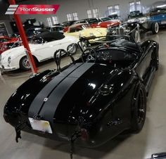 1965 Superformance Mkiii R Roush Edition Cobra Signed by Jack Roush 520HP