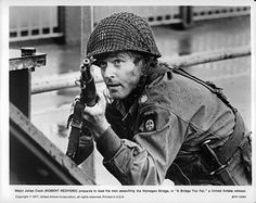 Robert Redford in A Bridge Too Far (1977)