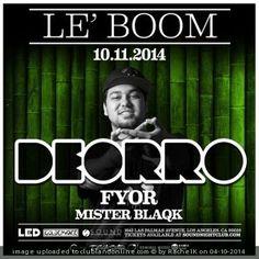 Deorro @ Sound Nightclub