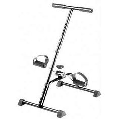 The HandiPedaler Handle eliminates slipping on smooth floor surfaces.. Can be used when seated.. Variable resistance.. Height-adjustable handle.. Handle removes easily for desk-top use..  #TFI #Health_and_Beauty