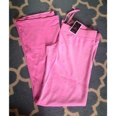 Juicy Couture pink pant Brand new! Juicy Couture Pants