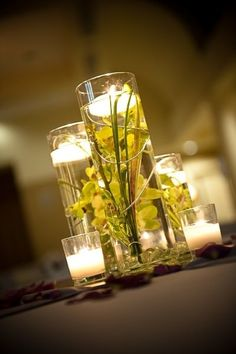 Floater candles = ♥