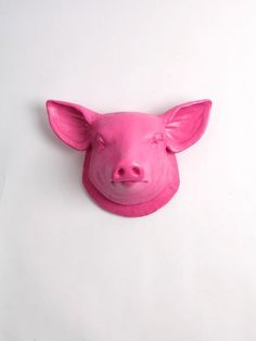 The Hamlet pig kitchen decor wall art. This cute & chic pig is made of fine resin and rich in detail. Perfect for any space. Shop now.