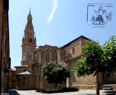 Cathedral Santo Domingo de la Calzada #Camino2015 july McG