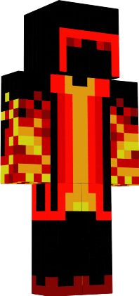 Enderman Hunter Skin Para Minecraft Minecraft Pinterest - Nova skins fur minecraft