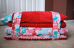 nap mats! Looks easy enough to make!!!