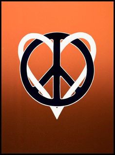 """peace and love"" ✌Peace Sign ♥Heart♥ Hippie Peace, Hippie Love, Hippie Style, Happy Hippie, Peace On Earth, World Peace, Peace Love Happiness, Peace And Love, Yin Yang"