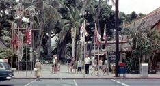 International Mkt Place, Hawaii, 1958 - Hawaii I was here in the '70's.