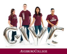 GIVE TO THE MAX DAY 2014: Augsburg celebrates a first-place finish two years in a row