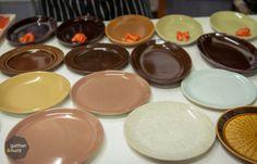 Vintage plates sourced for Cazador Tasting Club, Auckland  (brown, caramel, ceramics, assorted, decoration, dinner, event-styling, vintage, sourced) Vintage Plates, Event Styling, Auckland, Event Decor, Caramel, Ceramics, Club, Crafty, Dinner