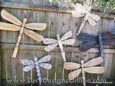 Table leg dragonfly via http://newsmix.me