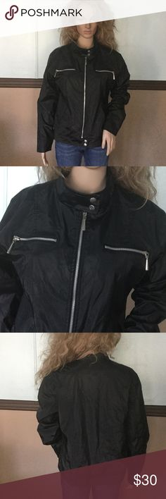 Kc collection jacket moto Perfect condition KC Jackets & Coats