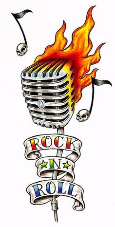 Rock and Roll Mic