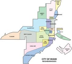 Worksheet. nice Miami Map  Tours Maps  Pinterest  Miami and Key west