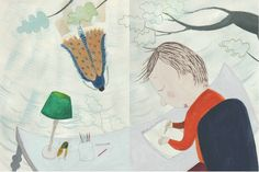 illustrations, picture books, childrens illustrations