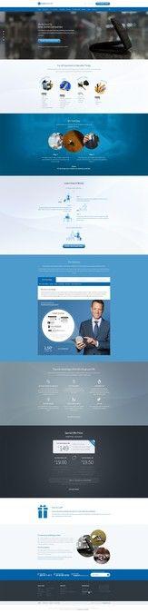 Pr盲sentieren Sie eine neuartige Dienstleistung f眉r Firmen informativ und ansprechend by WebBox
