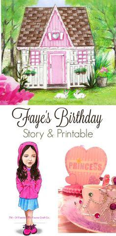 Faerie Story, Fairy