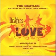 "#Beatles love card 11""x11"" promo #display card for album uk #apple 2006,  View more on the LINK: 	http://www.zeppy.io/product/gb/2/262458194702/"