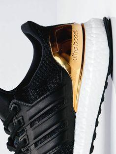 info for 2dfba bac56 The long-awaited Black × Gold Adidas UltraBoost LTD. is finally here