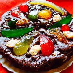 #CertosinodiBologna (o #panspeziale) un dolce natalizio tipico della tradizione bolognese la cui ricetta risale al #medioevo - Instagram by a_bologna_mangio_bene