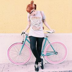 girlsbike : Photo